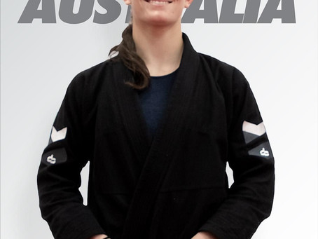 WELCOME TO OUR NEW BJJ COACH - ADELE