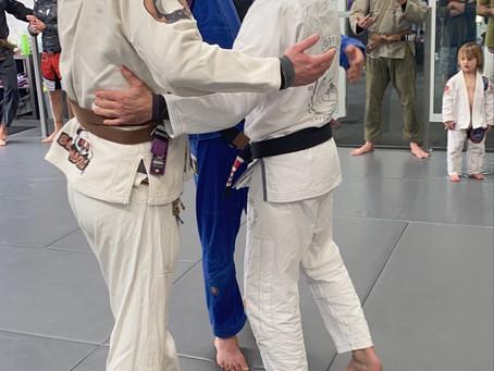 NEW Brazilian Jiu Jitsu Brown Belts.