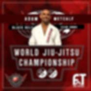 BJJ World Champion