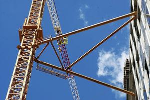 Crane Scaffolding