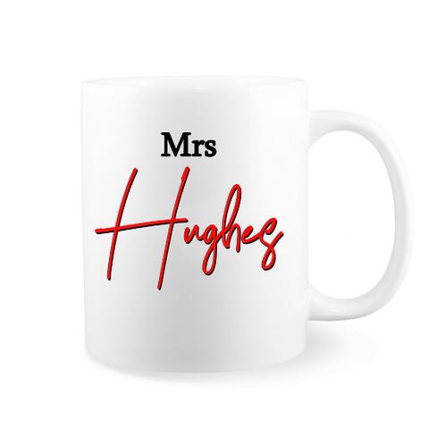 Personalised Mug - Your Name