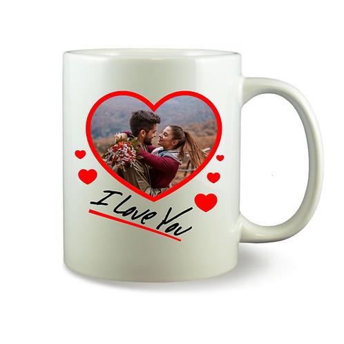 Photo Mug - I Love You