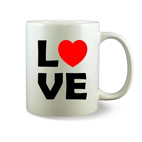 Personalised Mug - LOVE