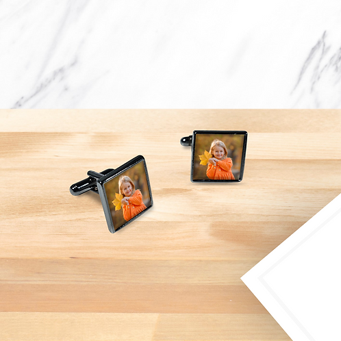 Photo Cufflinks - Your Picture