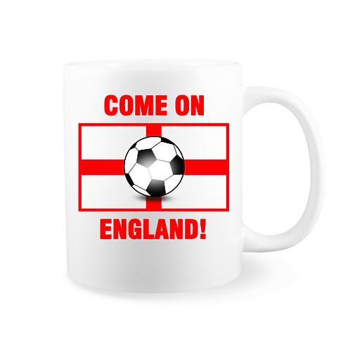 Personalised Mug - ENGLAND