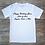 Thumbnail: Personalised T-shirt - Message