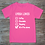 Thumbnail: Personalised T-shirt - Likes All of the above