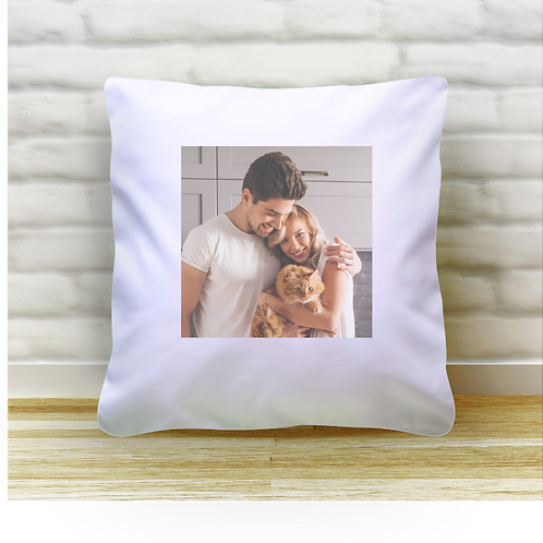 Personalised Cushion Cover - Your Photo