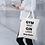 Thumbnail: Personalised Organic Cotton Tote Bag - GYM&GIN
