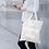 Thumbnail: Personalised Organic Cotton Tote Bag - Your Name