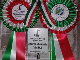 HUESCA Z OJCOWSKIEJ DOLINY NEW ITALIAN CHAMPION!
