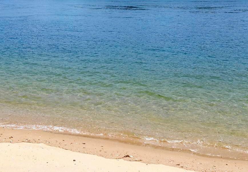 貸切棟 HANARE前のビーチ
