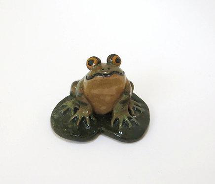 Freda the Frog