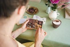 Chocolactica vegan bonbons and truffles