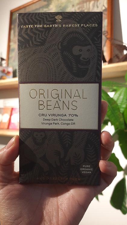 70% dark Congo Chocolate