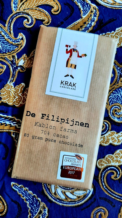 Made in Holland: PHILIPPINES single origin chocolate