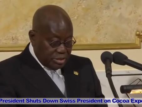 Ghana stopt met verkoop cacao!