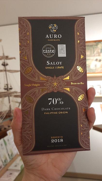 Award Winning 70% dark Filipino Chocolate