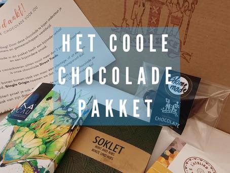 Afkoelen met chocolade - het 'Coole' chocolade pakket