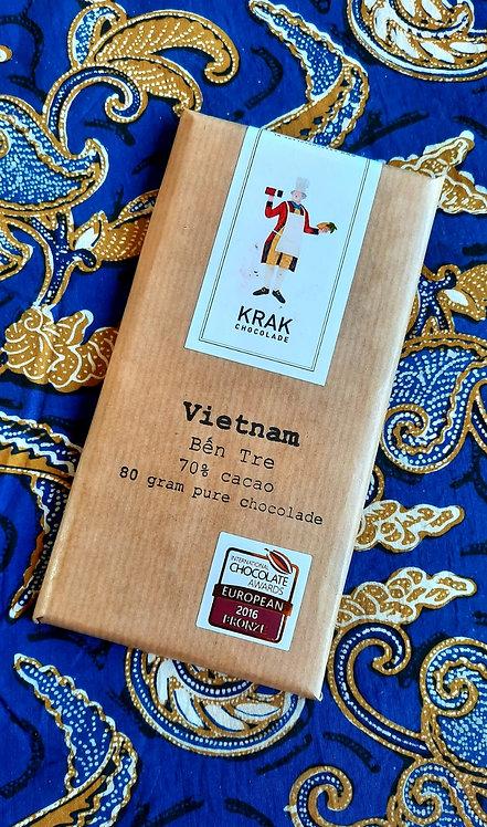 SALE - made in Holland: VIETNAM single origin chocolate