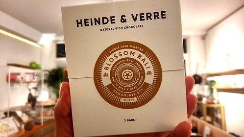 White Chocolate, Made in Rotterdam - Heinde & Verre