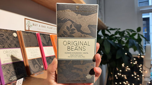 100% cacao bar - Peru single origin