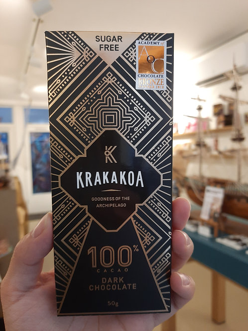 100% cacao - Sumatra single origin