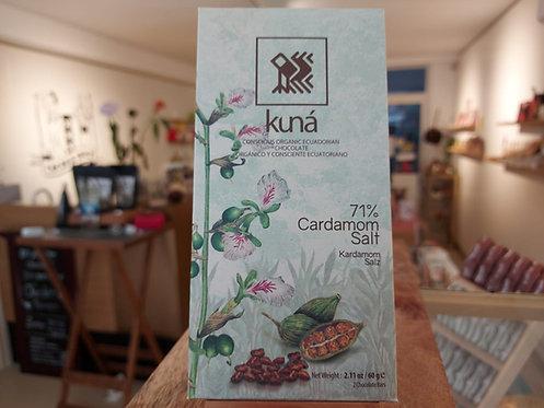Cardamom & Sea Salt - Ecuadorian chocolate