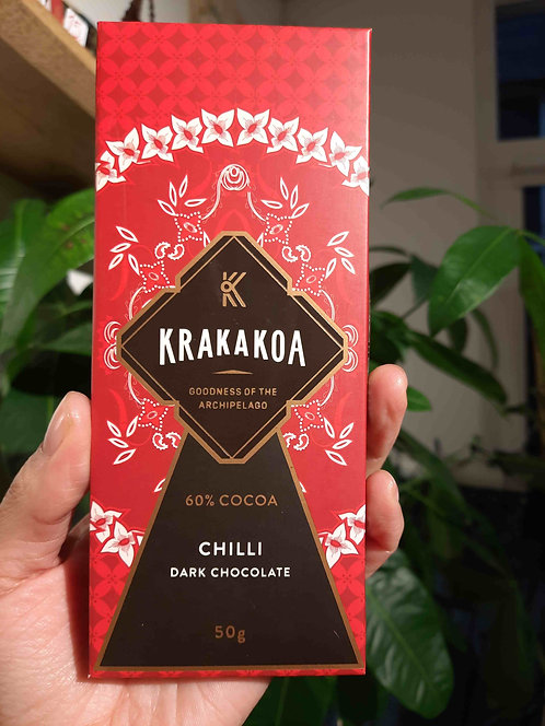 Chilli Dark Chocolate - Indonesia