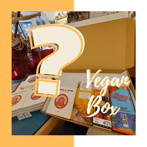 Surprise Chocolate Box - Vegan
