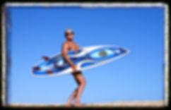 Jeannie Chesser Surf Champion and Artist
