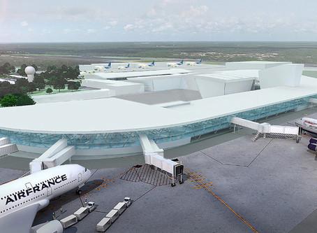 Cancun International Airport Expands to Meet Rising Tourism Demand