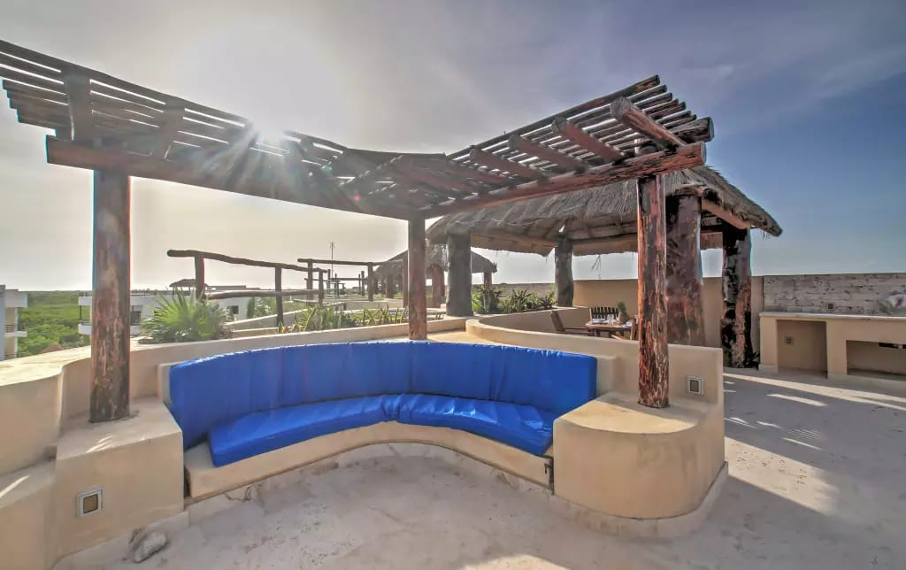 Rooftop for sale Mahahual