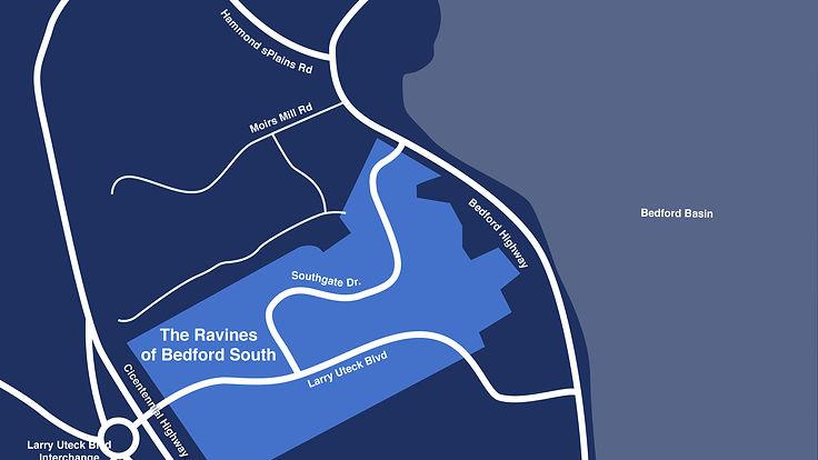Clayton Website Community Maps_The Ravin