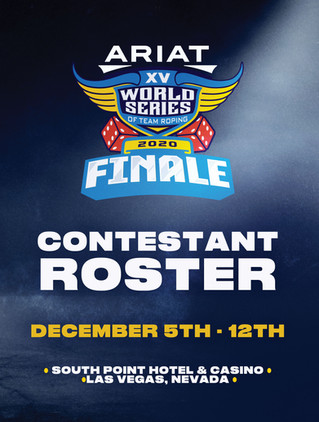 Ariat World Series of Team Roping