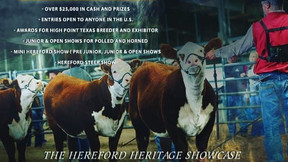 2020 Hereford Heritage Showcase