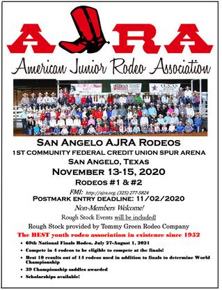 American Junior Rodeo Association