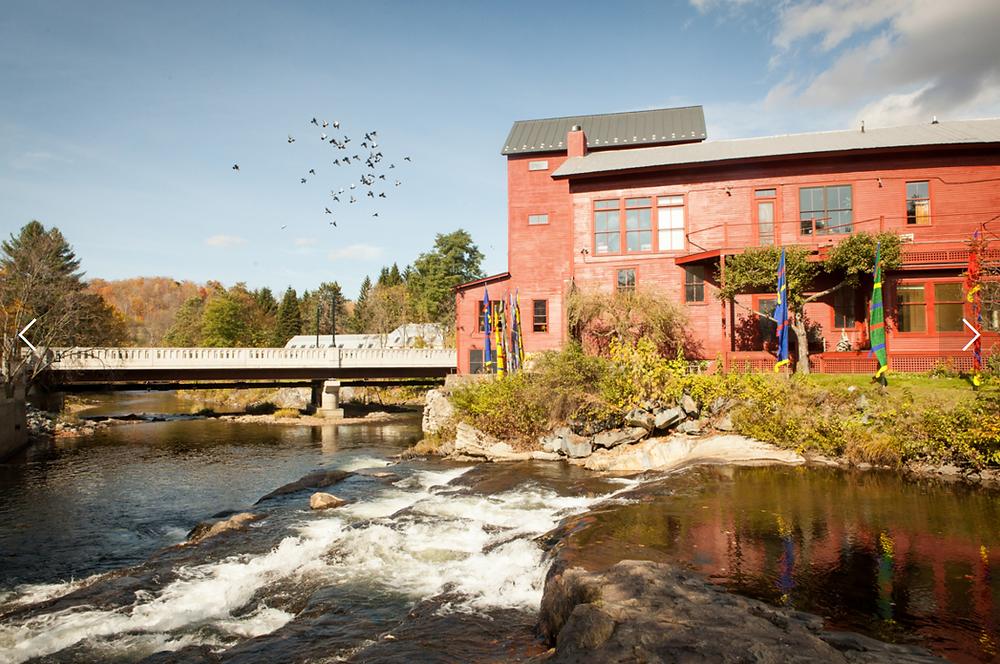 vantages of the Vermont Studio Center