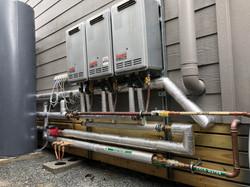 Instantanious Gas Storage