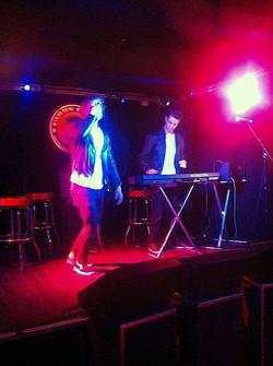 Live at Gibus Café 06/28/15 Paris.