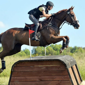 Tributes flow for horse rider Caitlyn Fischer, killed during a major equestrian event