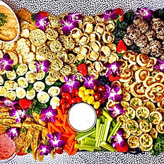 Deluxe Hors d'oeuvres Board