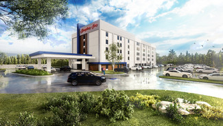 Hampton Inn of Lexington Park, Maryland