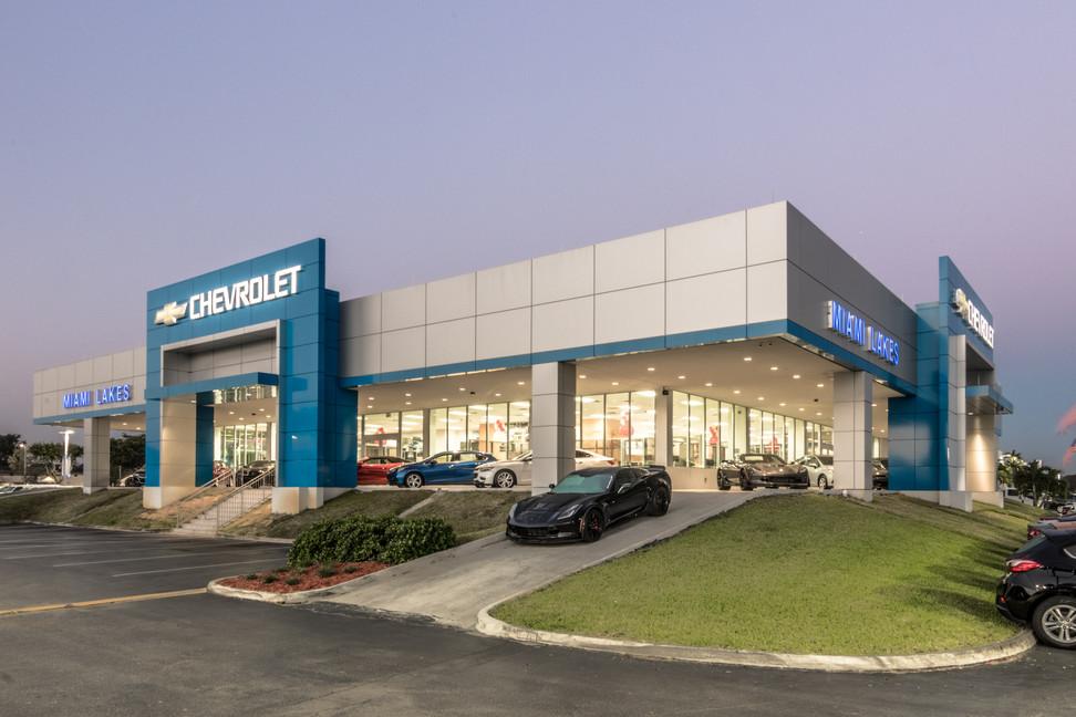 Chevrolet of Miami Lakes