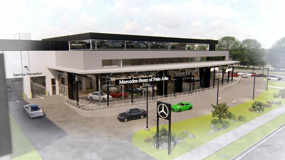 Mercedes-Benz of Palo Alto