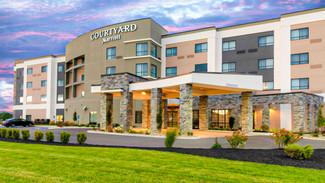 Courtyard Marriott of Elyria, Ohio