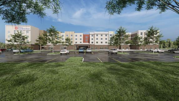 Hilton Garden Inn Home2 Suites