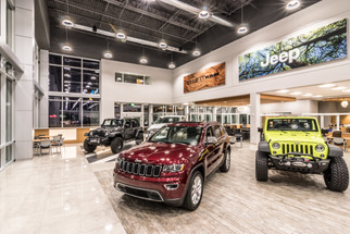 Jeep National Roll Out
