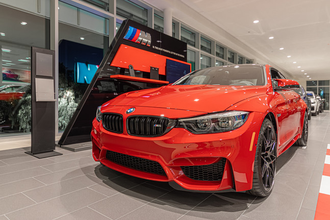 BMW of Mountainview