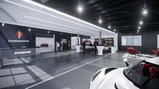 Koenigsegg Atlanta